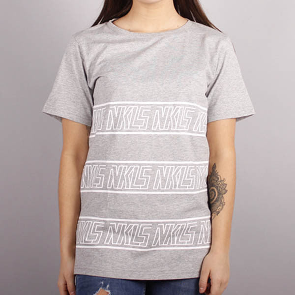 Sequence T-Shirt, Heather Grey