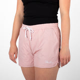 Signature Nylon Short, Dust Pink