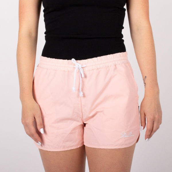 Signature Nylon Short, Light Pink