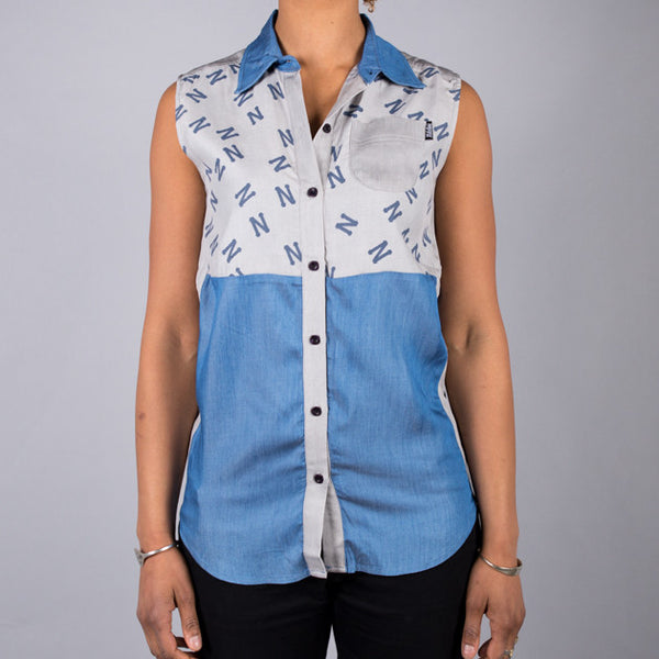 N' Ever Sleeveless Shirt