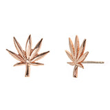 Happy Leaf Earrings