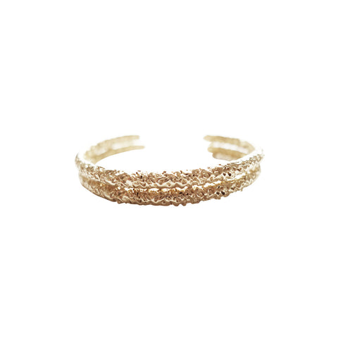 Morel Bangle, Brass