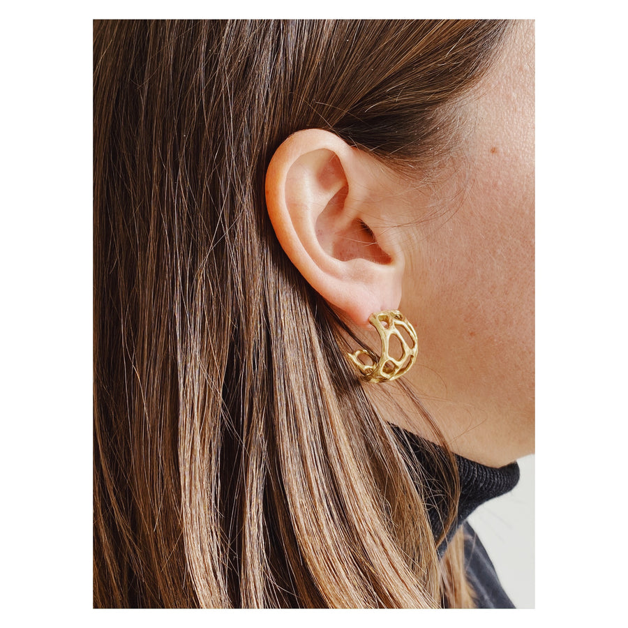 Morel Hoops, Brass