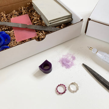 Ring Carving Remedy - Creativity Kit