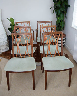 G Plan 1970s Dining Chairs