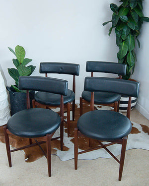 G Plan Victor Wilkins Dining Chairs