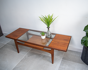 Mid Century Teak Coffee Table
