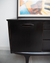 Mid Century Ebonised Sideboard