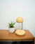 Retro Extendable Desk Lamp (Mustard)