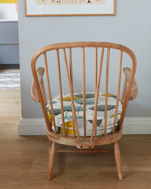 Mid Century Ercol No. 203 Lounge Chair