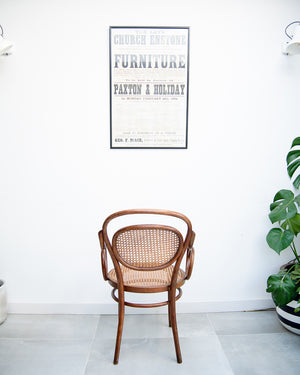 Thonet No 11 Bentwood Armchairs