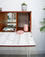 Mid Century Teak Dressing Table / Bathroom Cabinet (Woods)