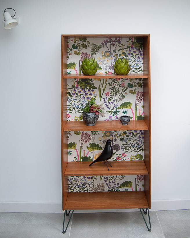 G Plan Form 5 Bookcase
