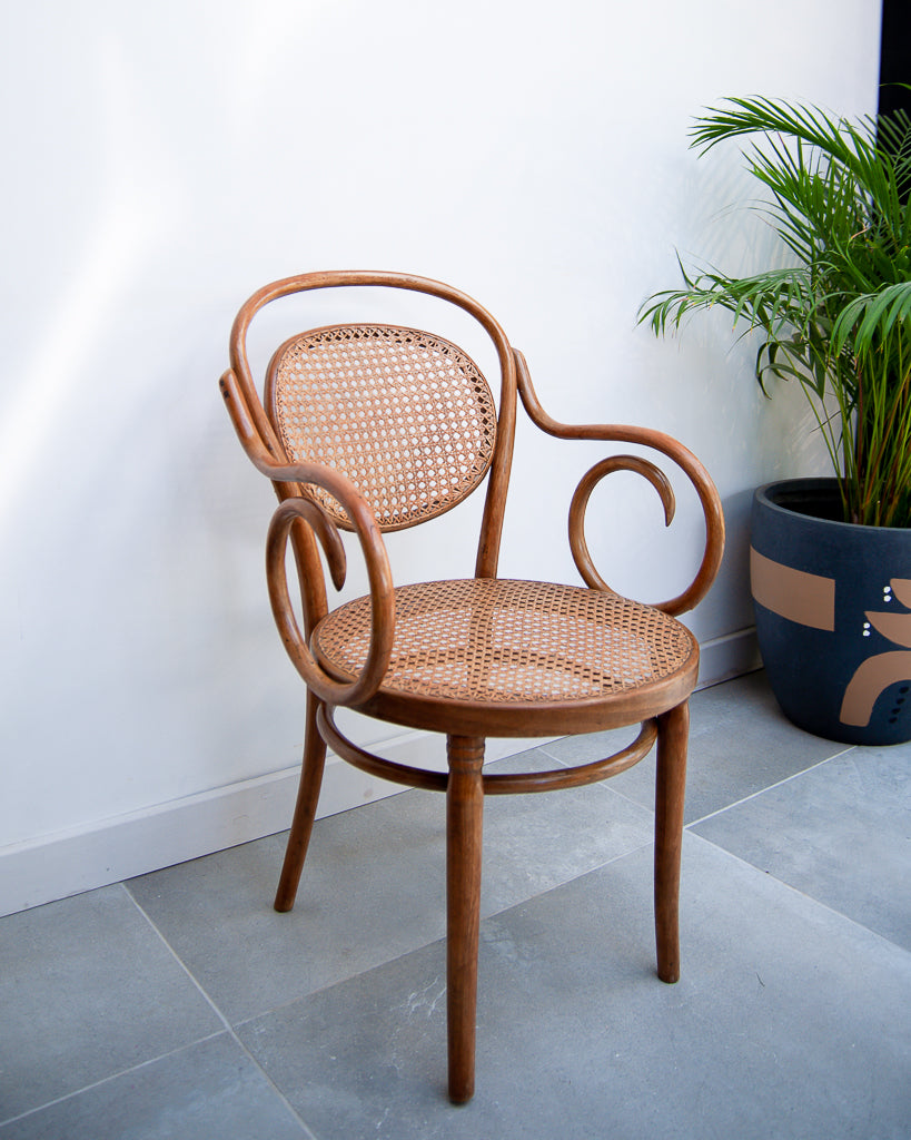 Thonet Viennese No 11 Bentwood Armchair