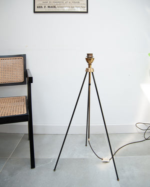 Retro Atomic Tripod (Rocket) Floor Lamp