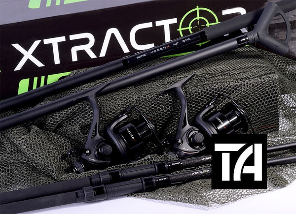 Tackle Thursday - Sonik Xtractor 2 Rod Carp Kit 9ft 3lb
