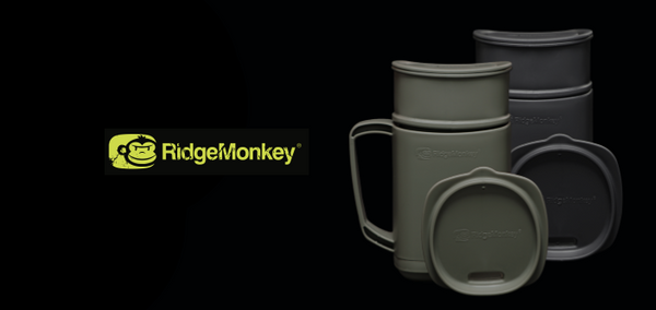 THE RIDGEMONKEY THERMOMUG DLX BREW SET