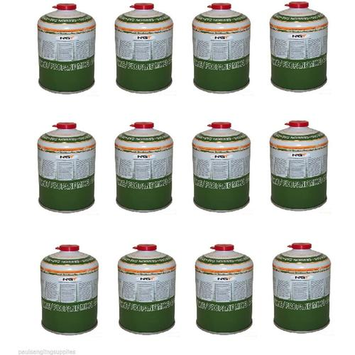 NGT Butane Gas 450g 12Pack *** SAVE £31.89 TODAY ***