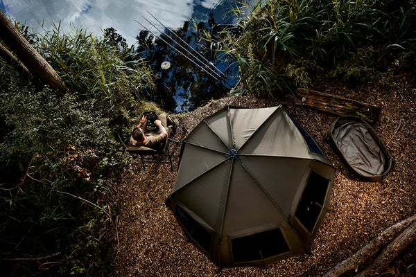 Trakker Tempest Advanced Shelters & Brolly (Differences)