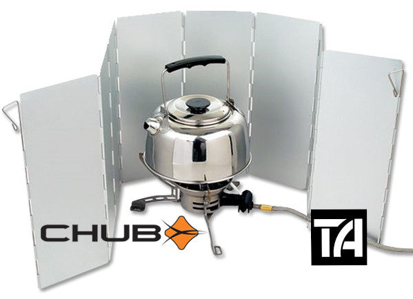 Web Deals Wednesday - Chub Stove Wind Shield ** SAVE £15 **