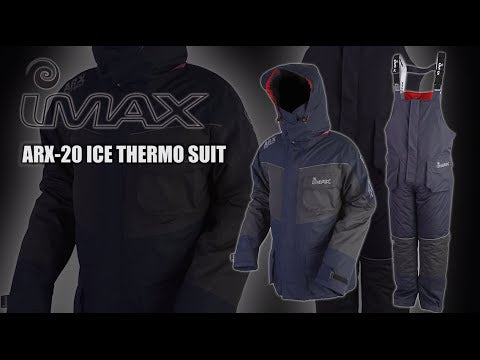 *** STAY WARM ***  IMAX ARX-20 ICE THERMO SUIT