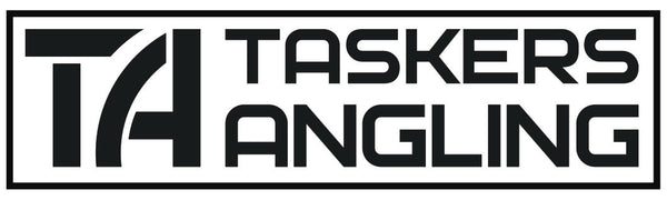 Taskers Angling Logo