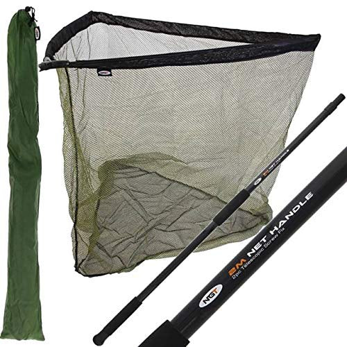 Angling Pursuits 42in. Net & Handle Combo