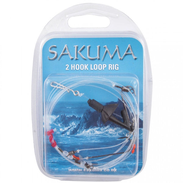 Sakuma 2 hook loop rig