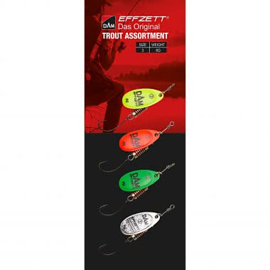 Effzett Spinner Assortment Trout