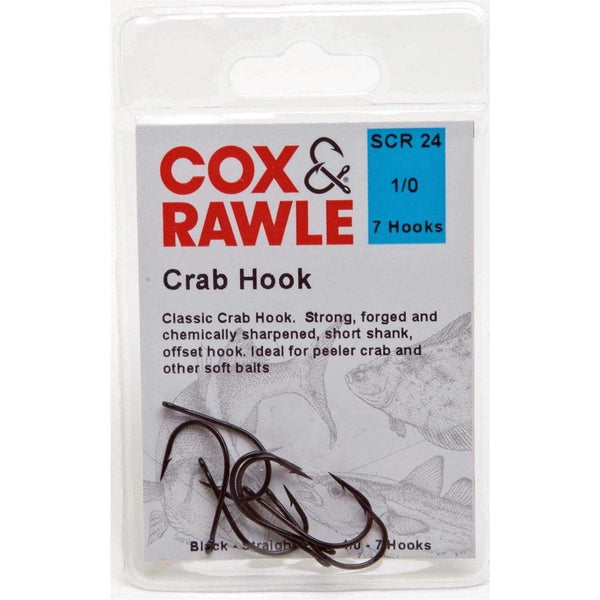 Cox & Rawle Crab Hook - taskers-angling