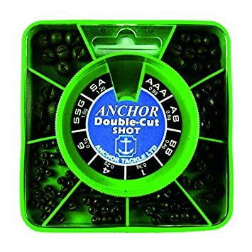 ANCHOR 8 DIV DISPENSER GREEN - taskers-angling