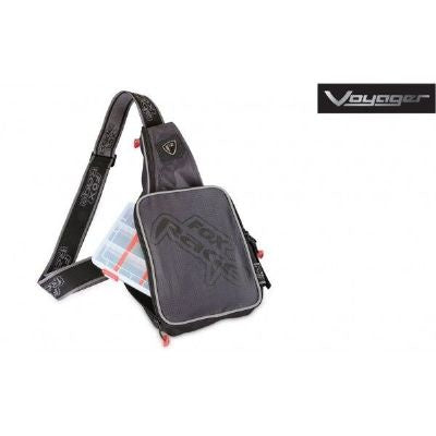 Fox Rage Voyager Tackle Sling & 1 Box