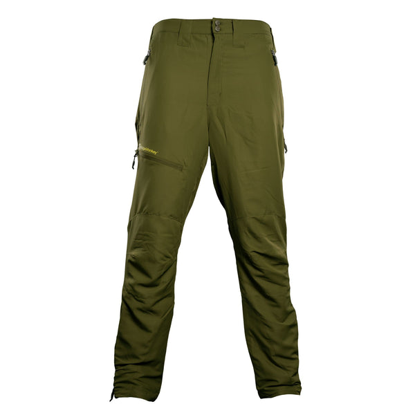 RidgeMonkey Dropback Heavyweight Trousers Green