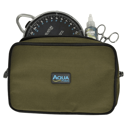 Aqua De-Luxe Scales Pouch - taskers-angling