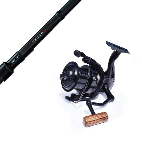 Sonik Vader X 10' Rod and Reel Combo