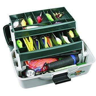 Flambeau 2 Tray Classic Tackle Box - taskers-angling