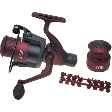 Drennan Red Range Feeder Reel 6-40