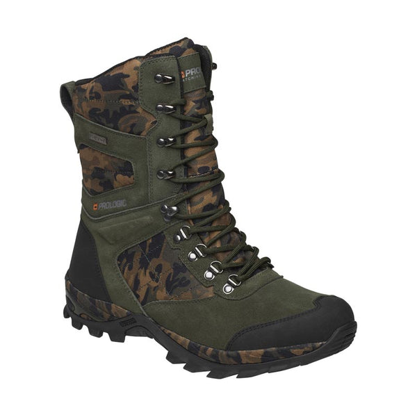 Prologic Bank Bound Camo Trek Boots High