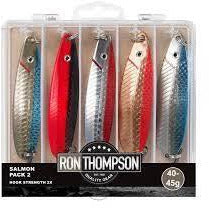 Ron Thompson Salmon Pack 2 40-45g