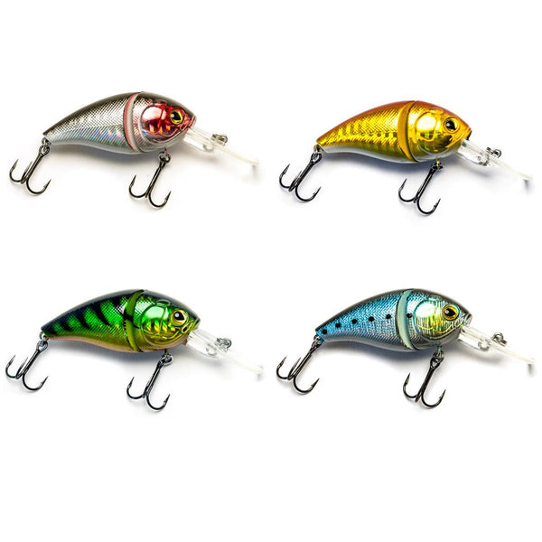 E-SOX Wag Lures 6cm