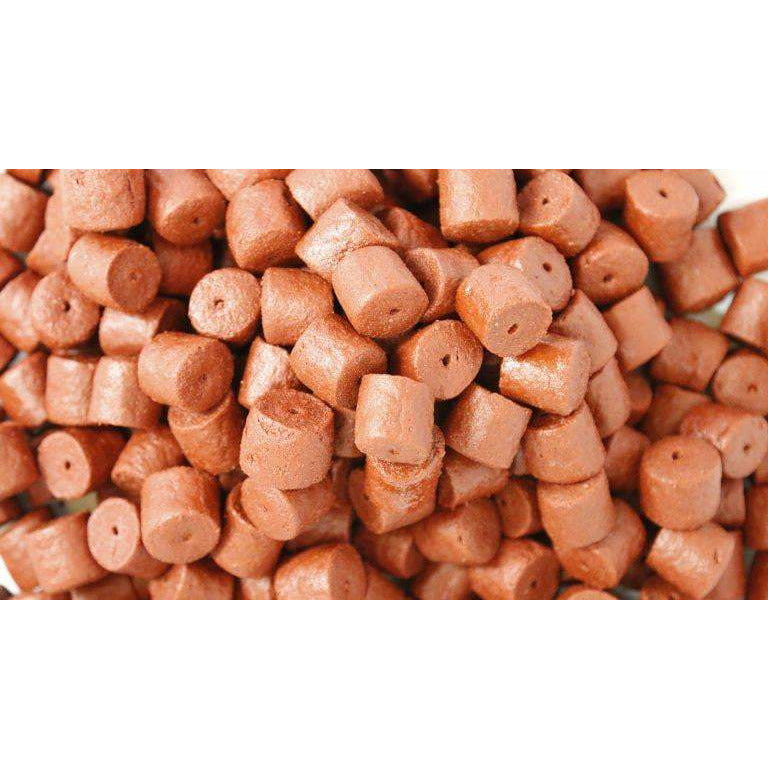 Catmaster Red Supreme Pellet 20mm Drilled - taskers-angling