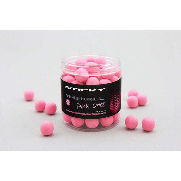 The Krill Pink Ones 16mm - taskers-angling