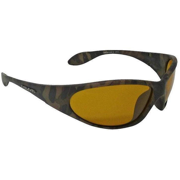 EyeLevel Camouflage Yellow Polarized Sunglasses - taskers-angling
