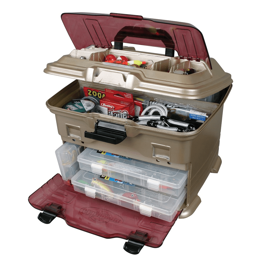 Flambeau T4P Multiloader Pro Tackle Box - taskers-angling