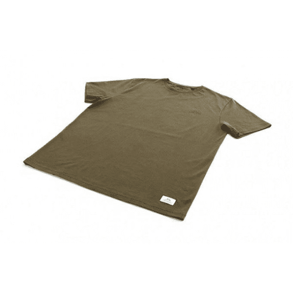 Fortis T-Shirt Minimal Green - taskers-angling