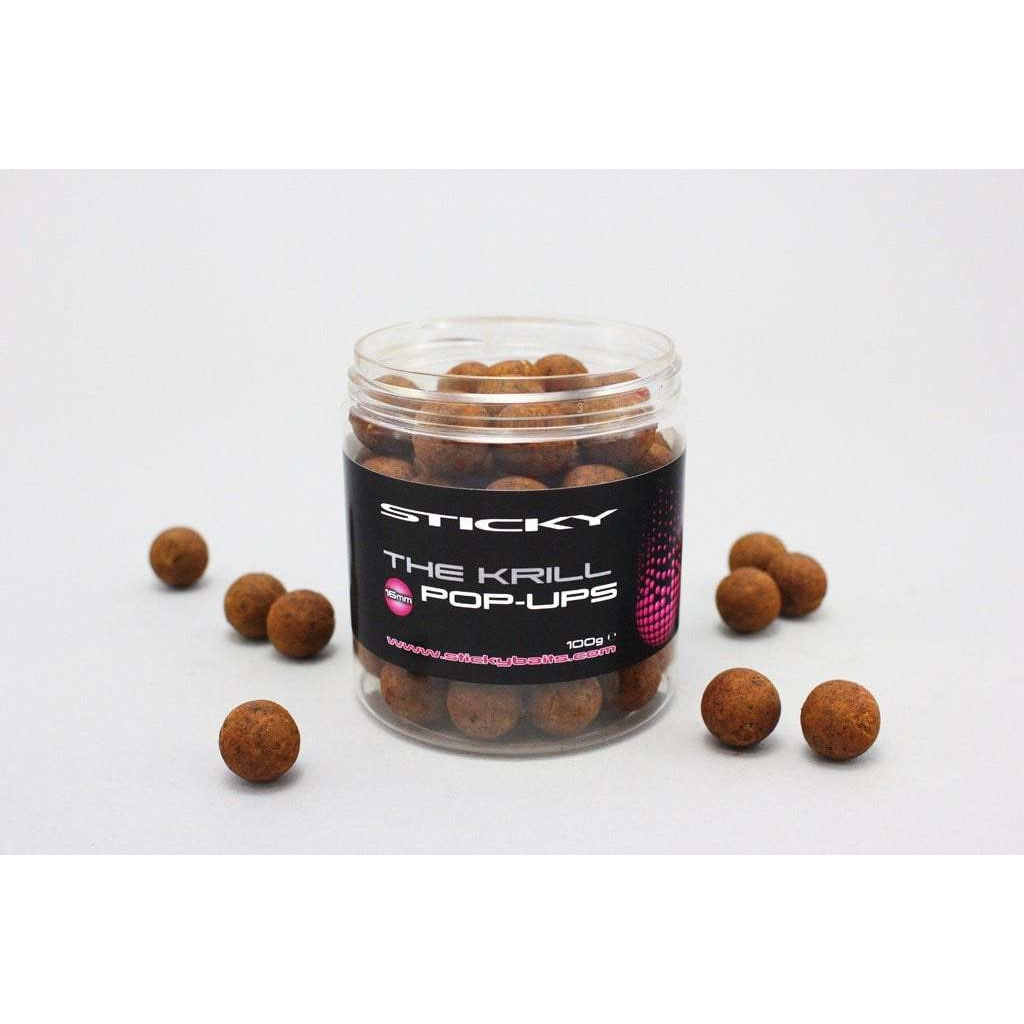 The Krill Pop-Ups 16mm - taskers-angling