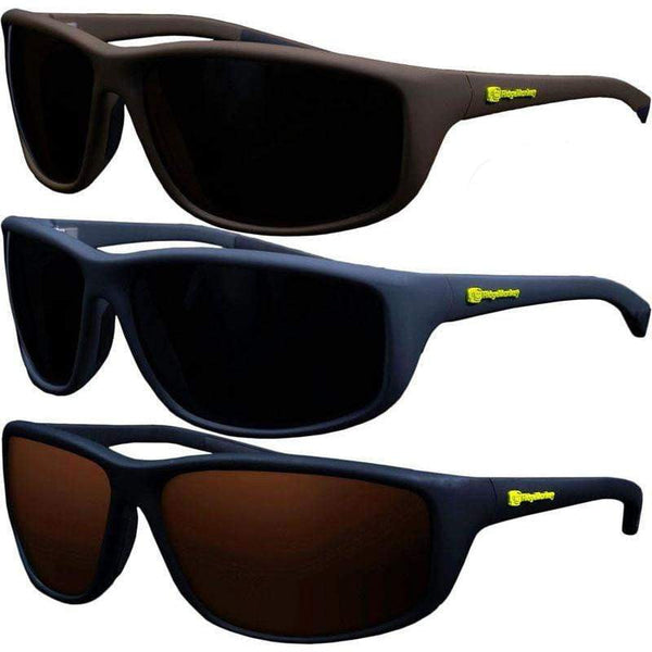 Ridgemonkey Pola-Flex Sunglasses - Smoke Grey - taskers-angling