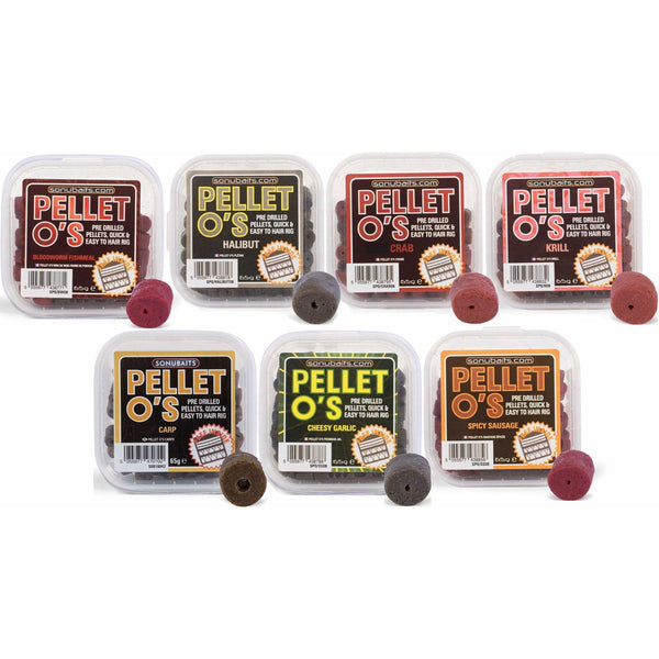 14mm Pellet Os - taskers-angling