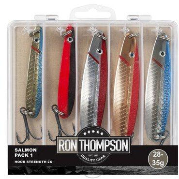 SALMON PACK 1  28-35G