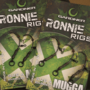 Gardner Ronnie Rigs Barbless - taskers-angling